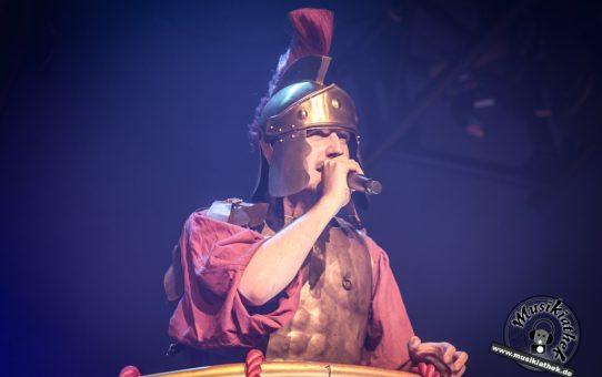 Konzertbericht: ALLIGATOAH in Mannheim