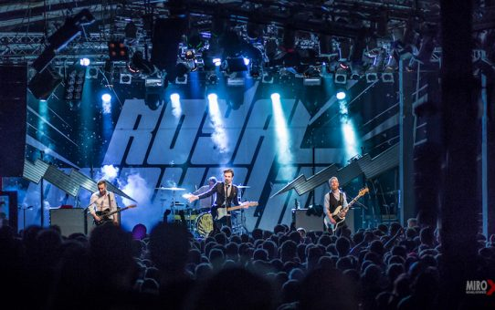 Bilder: ROYAL REPUBLIC LKA Stuttgart