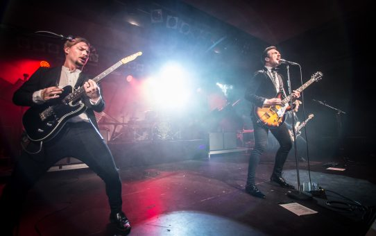 Royal Republic im Substage Karlsruhe