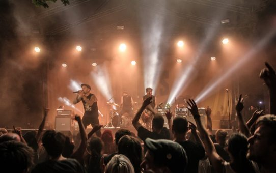 DONOTS beim Da Capo Open Air in Alzey