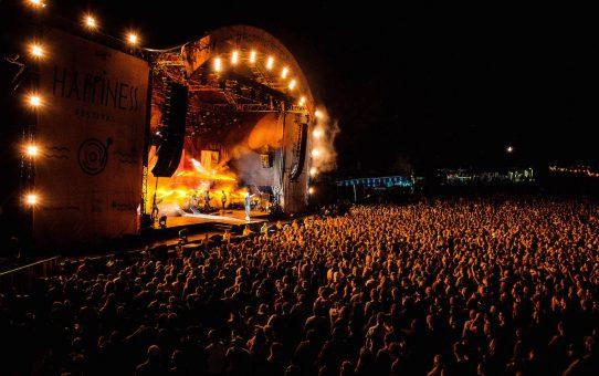 Vorschau: HAPPINESS Festival vom 11.-13.07  2019